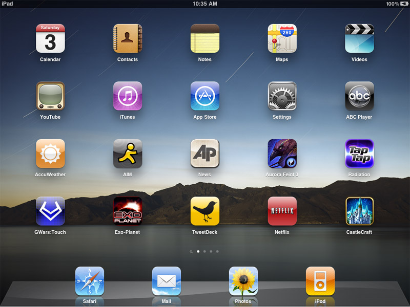 apps for ipad