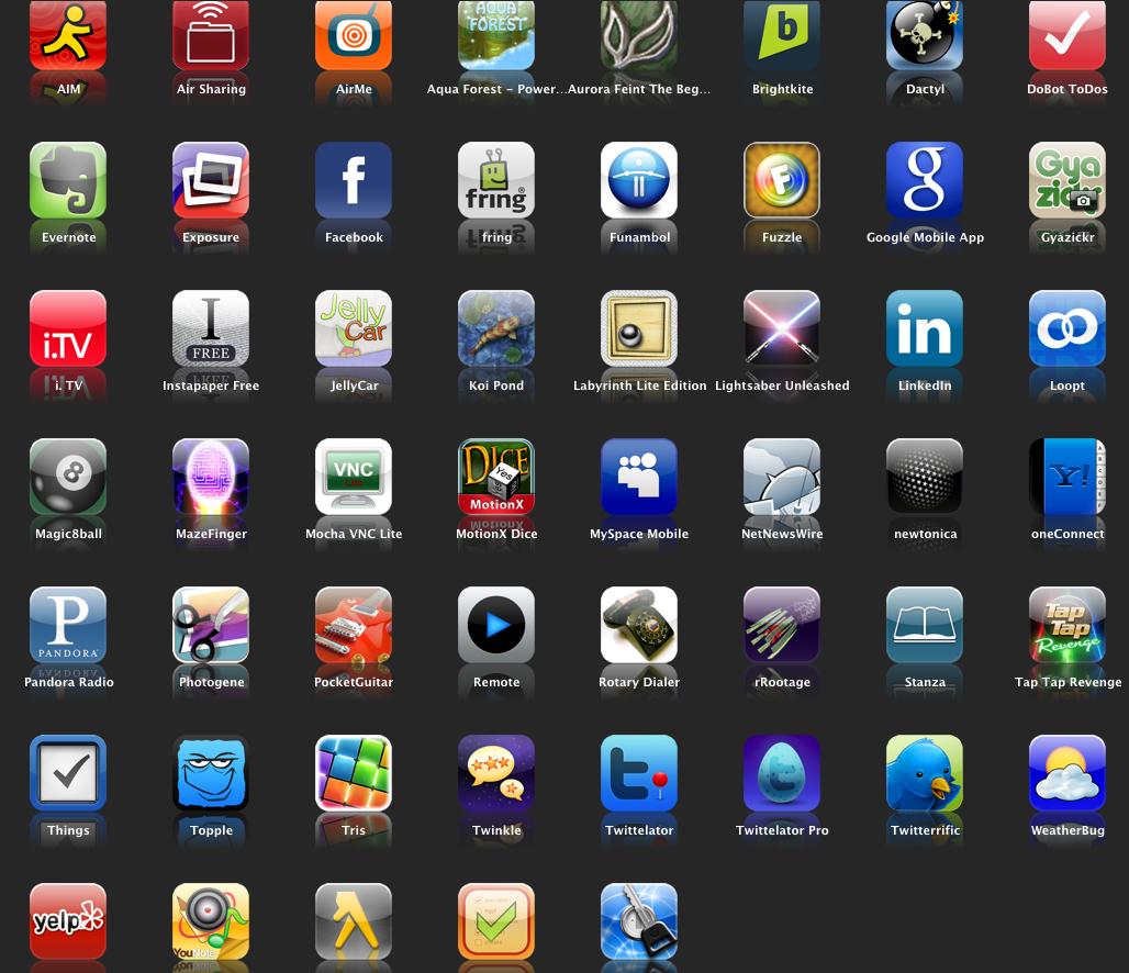 los mejores apps