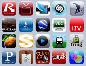 nuevas aplicaciones para ipad
