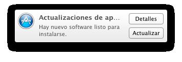 app actualizar