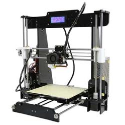Impresora 3D Anet A8. Una impresora de escritorio.