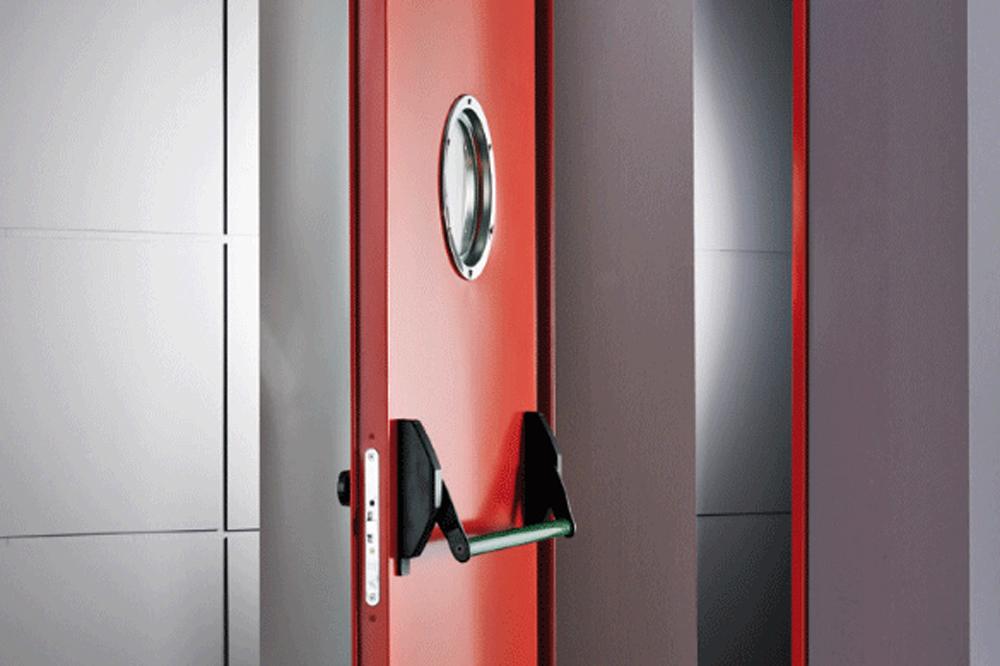 Puertas cortafuegos y cómo funcionan